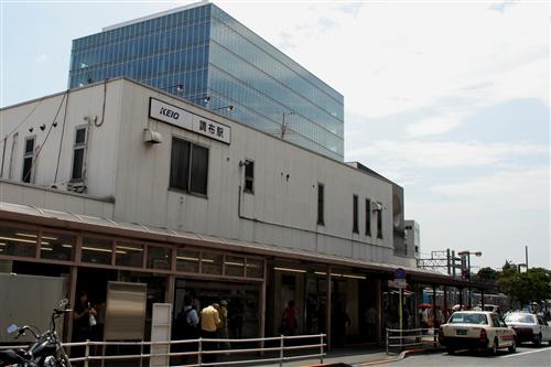 京王線・調布駅